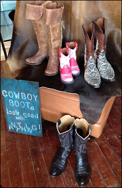 Consignment Western Wear and Specialty Items